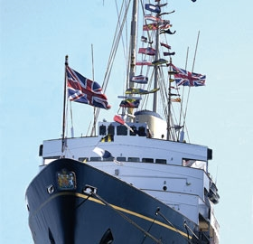 Royal Yacht Britannia Event