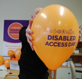 What are people doing for Disabled Access Day?