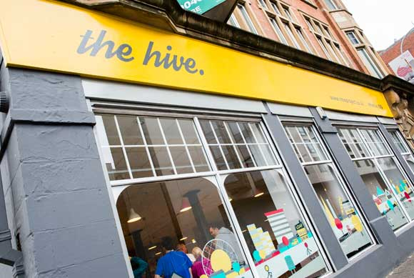 A photo of The Hive