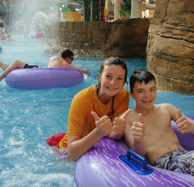 Venue Spotlight: Sandcastle Waterpark Part 2: Supporting our guests
