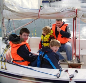 Belfast Lough Sailability gets involved in Disabled Access Day