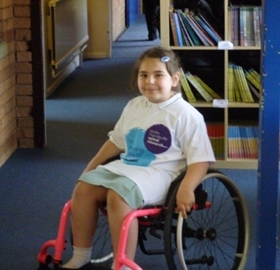 Venue spotlight: Stoke Mandeville Spinal Research charity