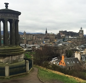 City Spotlight: Edinburgh