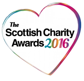 Shortlisted for Cracking Campaign in SCVO Charity Awards!