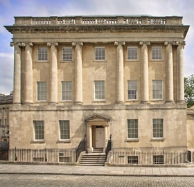 Behind Closed Doors at No. 1 Royal Crescent