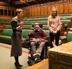 Houses of Parliament raise their accessibility on #AccessDay