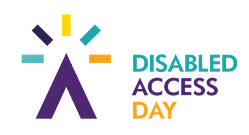 Disabled Access Day Logo
