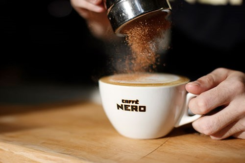 cafe nero coffee freebie