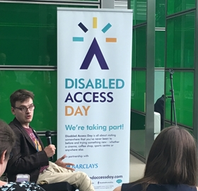 Disabled Access Day is returning in March 2019!