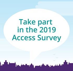 Take part in the Access Survey